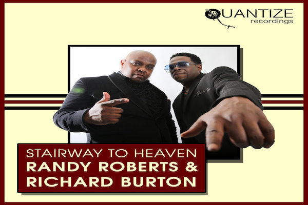 Randy Roberts, Richard Burton - Stairway To Heaven [Quantize Recordings]