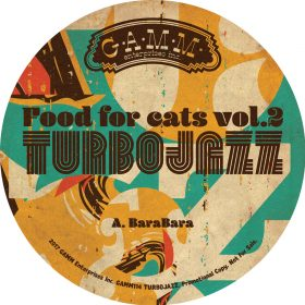 Turbojazz - Food For Cats Vol​.​2 [Gamm]