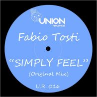 Fabio Tosti - Simply Feel [Union Records]