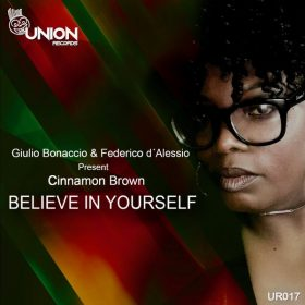 Giulio Bonaccio, Federico d'Alessio - Believe in Yourself [Union Records]