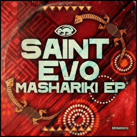 Saint Evo - Mashariki EP [Broadcite Productions]