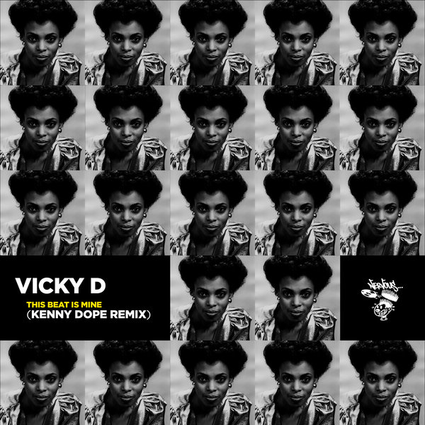 Vicky D - This Beat Is Mine (Kenny Dope Remixes) [Nervous]