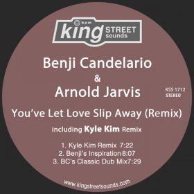 Benji Candelario & Arnold Jarvis - You've Let Love Slip Away (Remix) [King Street]
