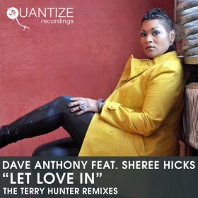 Dave Anthony Featuring Sheree Hicks - Let Love In [Quantize Recordings]