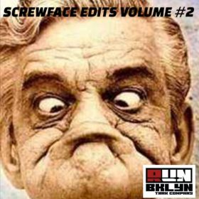 SINSAY - SCREWFACE EDITS VOL. #2 [Run Bklyn Trax Company]