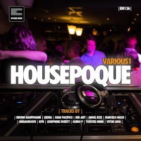 Various - Housepoque, Vol. 1 [Epoque Music]