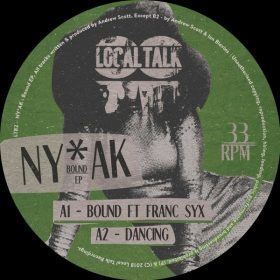 NYAK - Bound EP [Local Talk]