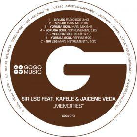 Sir LSG, Kafele, Jaidene Veda - Memories [GOGO Music]