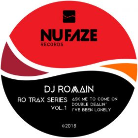 DJ Romain - Ro Trax Vol.1 [Nu Faze]