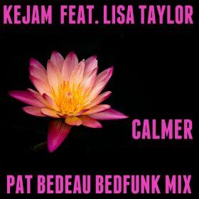 Kejam feat. Lisa Taylor - Calmer (Pat Bedeau Bedfunk Mix) [VEC]