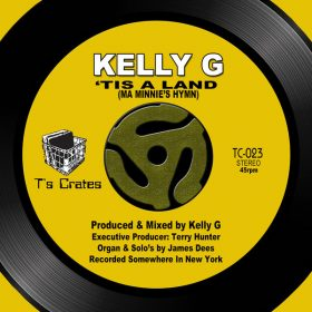Kelly G - Tis A Land [T's Crates]