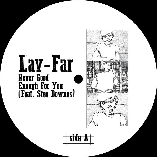 Lay-Far feat Stee Downes - Never Good Enough For You [In-Beat-Ween Music]