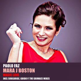 Paolo Faz, Mara J Boston - Magic Love [HSR Records]