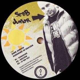 Sebb Junior - Sunshine In Heaven EP [La Vie D'Artiste Music]