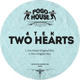 4Tek - Two Hearts [Pogo House Records]