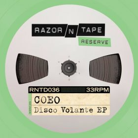 Coeo - Disco Volante EP [Razor-N-Tape]