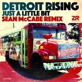 Detroit Rising - Little Bit (Sean McCabe Remixes) [Z Records]