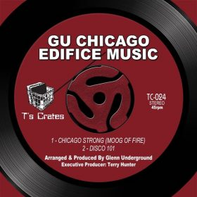 Glenn Underground - Chicago Edifice Music [T's Crates]