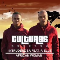 Intruderz SA - African Woman [Cultures Records]