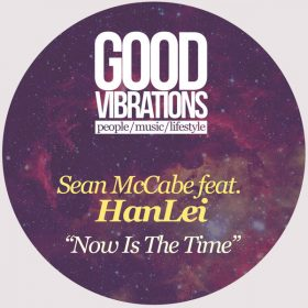 Sean McCabe, Hanlei - Now Is The Time [Good Vibrations Music]