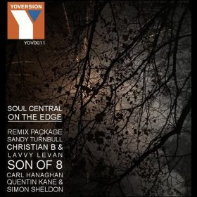 Soul Central - On the Edge [Yoversion Records]