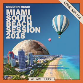 Various - Miami South Beach Sessions 2018 [Moulton Music]