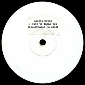 Alicia Myers - I Want to Thank You (Souldynamic Re​-​edit) [Souldynamic]