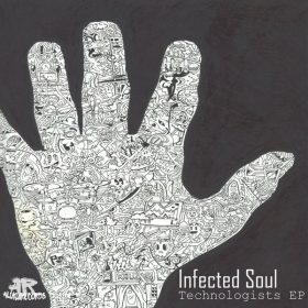 Infected Soul - Technologists EP [Aluku Records]