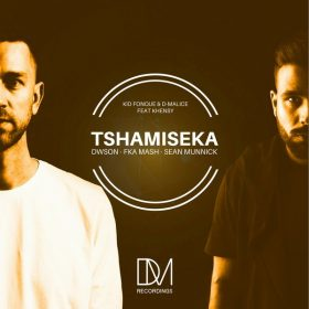 Kid Fonque & D-Malice feat. Khensy - Tshamiseka (The Remixes) [DM.Recordings]