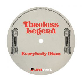 Timeless Legend - Everybody Disco [Expansion House]
