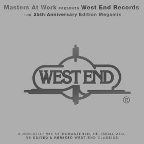 Various - Maw Presents West End Records - The 25th Anniversary [West End Records]