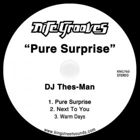 DJ Thes-Man - Pure Surprise [Nite Grooves]