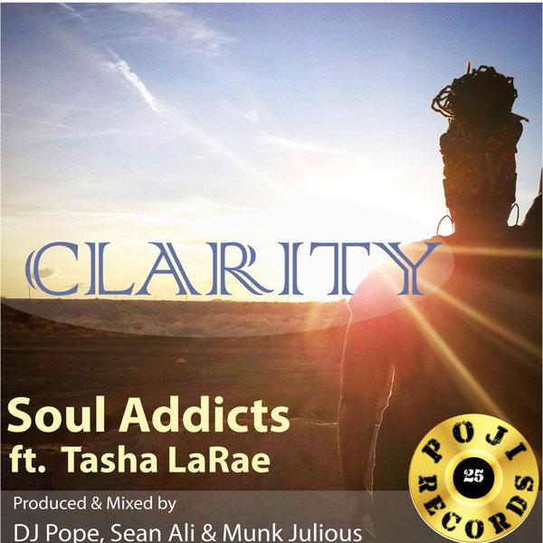 Tasha LaRae, DjPope - Clarity [POJI Records]