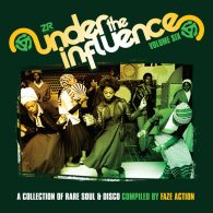 Various - Under The Influence Vol.6 Compiled By Faze Action [Z Records]