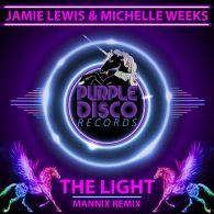 Jamie Lewis, Michelle Weeks - The Light (Mannix Remix) [Purple Disco Records]