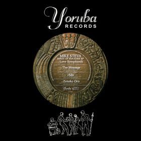 Mike Steva - Birds Of Paradise EP [Yoruba Records]