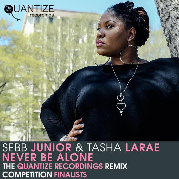 Sebb Junior - Never Be Alone (The Quantize Recordings Remix Competition Finalists) [Quantize Recordings]