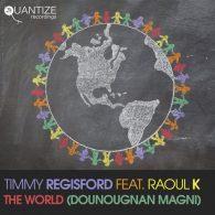 Timmy Regisford - The World (Dounougnan Magni) [Quantize Recordings]