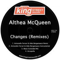 Althea McQueen - Changes (Remixes) [King Street Sounds]