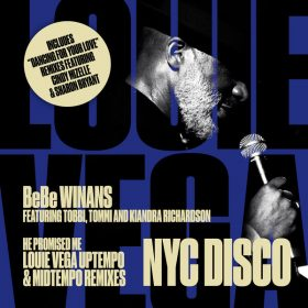 BeBe Winans, Louie Vega - He Promised Me (Remixes) [Nervous]