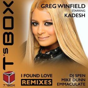 Greg Winfield, Kadesh - I Found Love (Remixes) [T's Box]