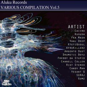 Various - Aluku Records Compilation Vol.5 [Aluku Records]