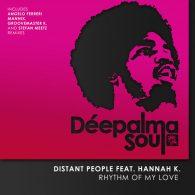 Distant People feat. Hannah K. - Rhythm Of My Love [Deepalma Soul]