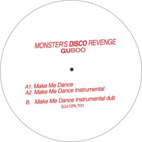 GuBoo - Monster's Disco Revenge [Strictly Jaz Unit Muzic]