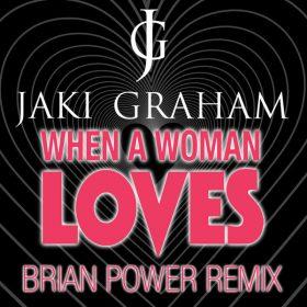 Jaki Graham - When a Woman Loves [JNT Music Ltd]