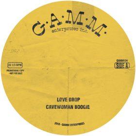 Love Drop - Cavewoman Boogie [GAMM Enterprises]
