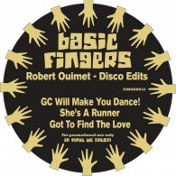Robert Ouimet - Disco Edits [Basic Fingers]