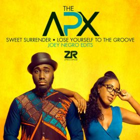 The APX - Sweet Surrender & Lose Yourself To The Groove (Joey Negro Edits) [Z Records]