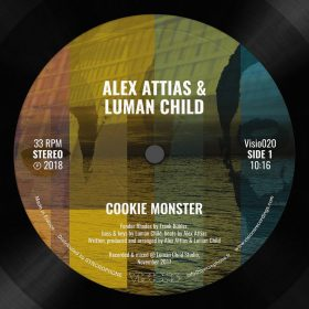 Alex Attias & Luman Child - Cookie Monster [Visions Recordings]