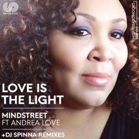 Mindstreet, Andrea Love - Love Is The Light [Groove Odyssey]